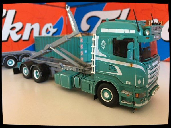 F 12 Volvo Globetrotter / Scania Verbist.