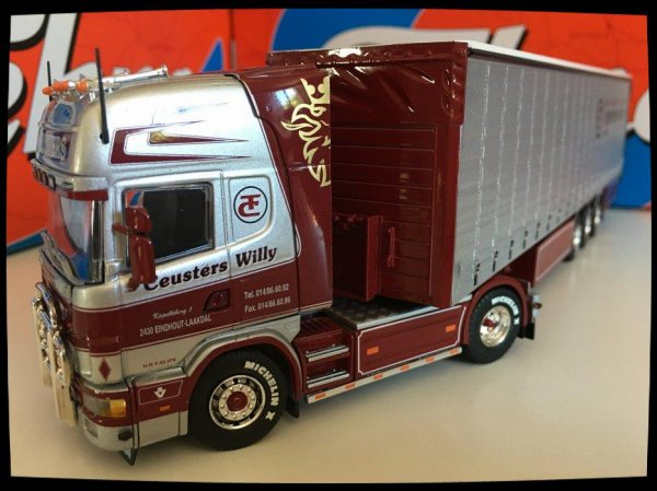 Scania 144 L / 480.