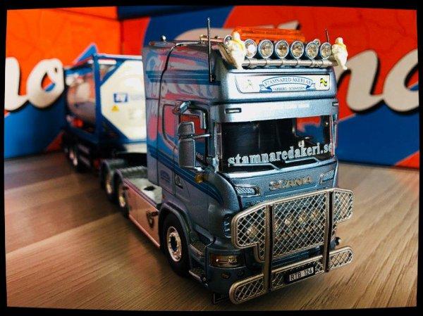 Scania R 6 Topline Stamnared / Akeri.