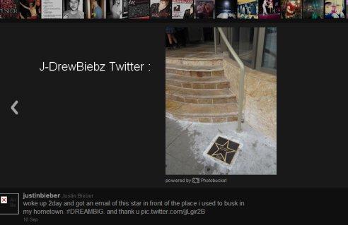 Blog Source De Justin / Article à Thème Twitter / Mon Information Favorite / Offre.