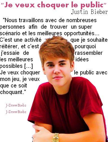 Article Spécial Carrière et Perspectives Pour Justin !
