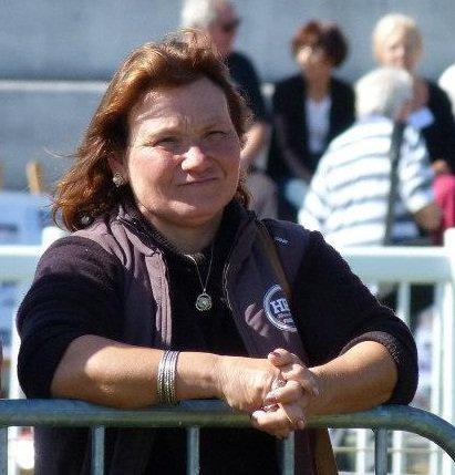 Directrice du club : Jocelyne Gilles