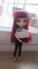 Dédi' de Choow pour FruityPullip, Sa marraine ♥