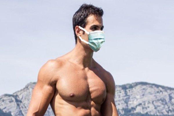ALERTE INFO: Il attrape le coronavirus et perd 20 Kg!