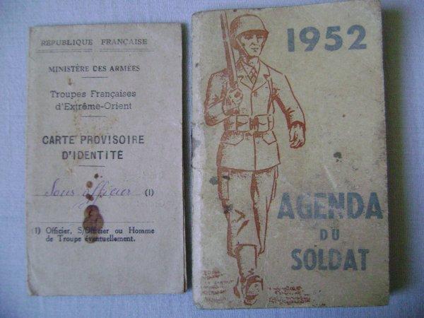 Agenda du soldat