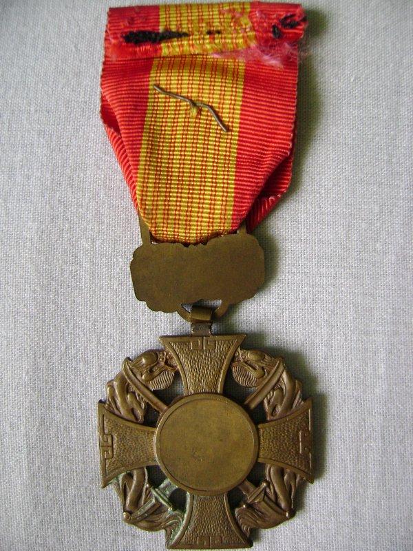 Croix de la bravoure Vietnamienne