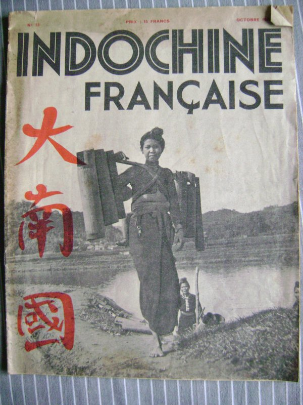 Magazine Indochine