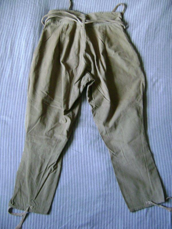 Pantalon Japonais