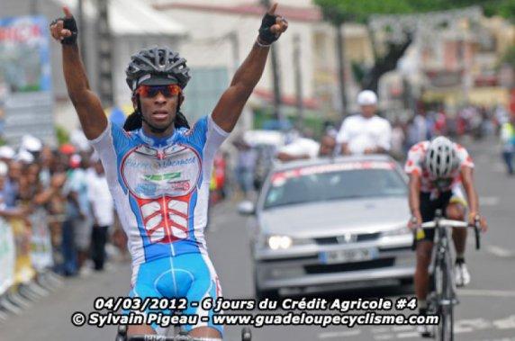 4eme MANCHE  C. AGRICOLE 04/03/12