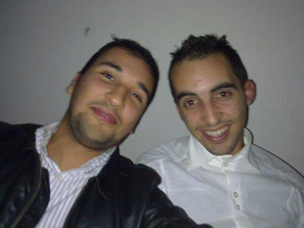 moi et mouhamed sahbi