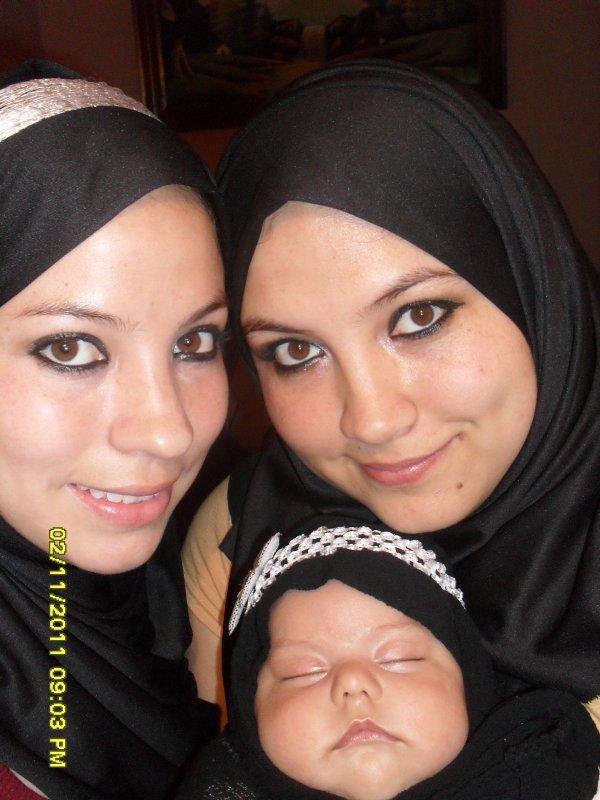 las 3 hermosas <3
