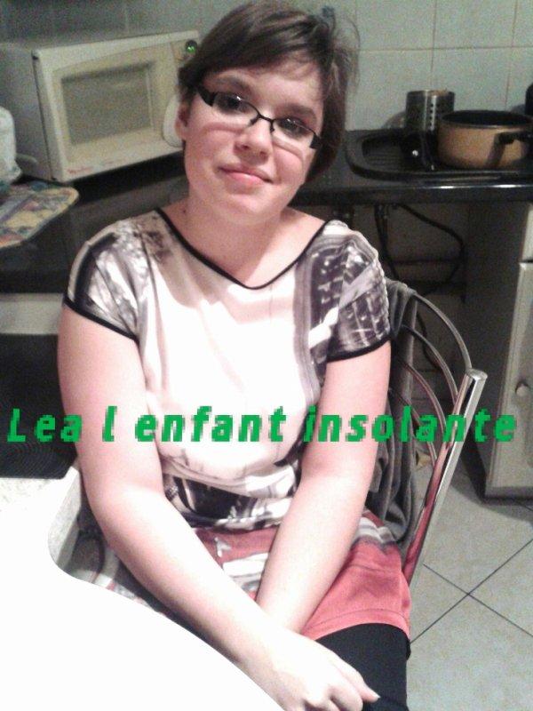 Ma Cousine Léa !!