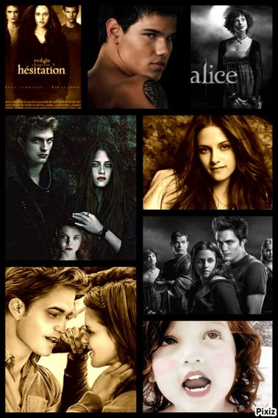 quelques photos de twilight
