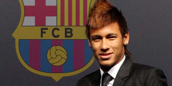 Neymar (FC Barcelone, ESP / Brésil)