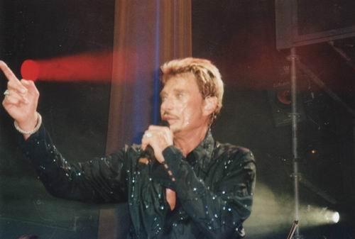 JOHNNY EN CONCERT 1996