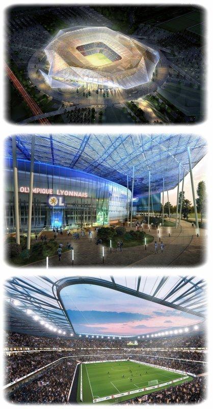 Lyon: Stade des Lumières