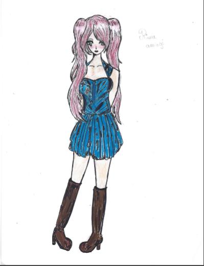 Les dessins de miki #1