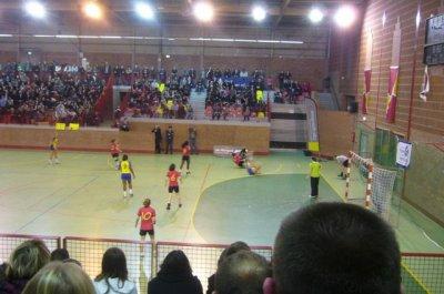 Handball féminin : Saint-Amand prend l'eau à Lomme