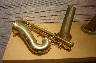 Une petite histoire du saxophone