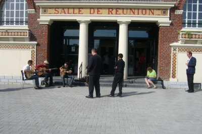 Jazz in Beaulieu