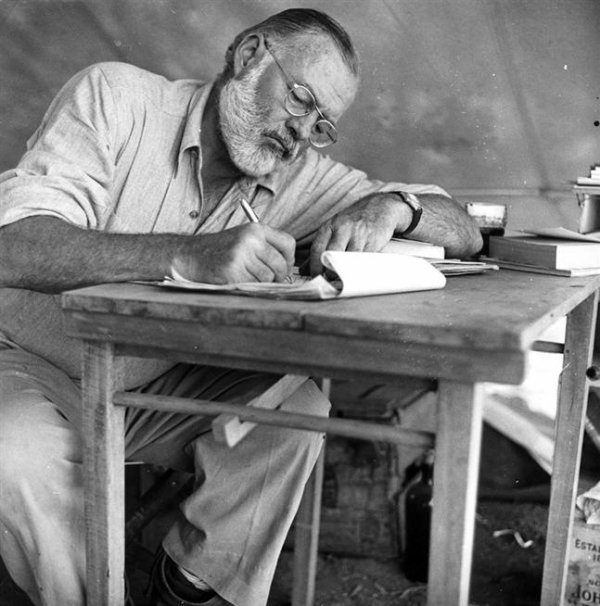 Il y a 50 ans, le 2 juillet 1961, disparaissait Ernest Hemingway