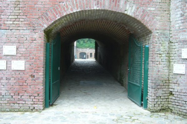 Commémoration du 8 mai 1945 : un lieu de mémoire, le fort de Bondues