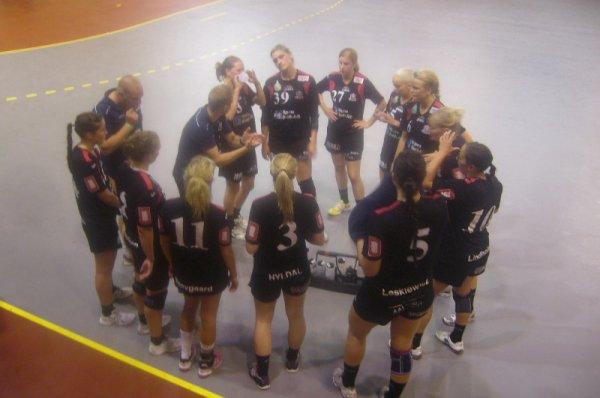La Venus Cup 2012, la fête du handball féminin à Lomme