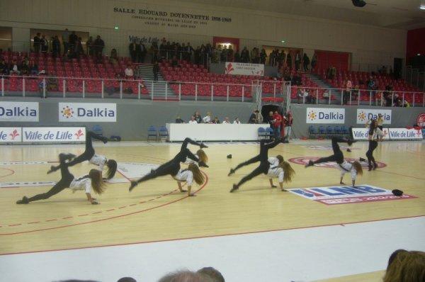 Lille Métropole Basket Club, cette année, le championnat sera show !