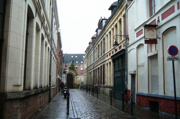 Un petit tour dans le Vieux-Lille