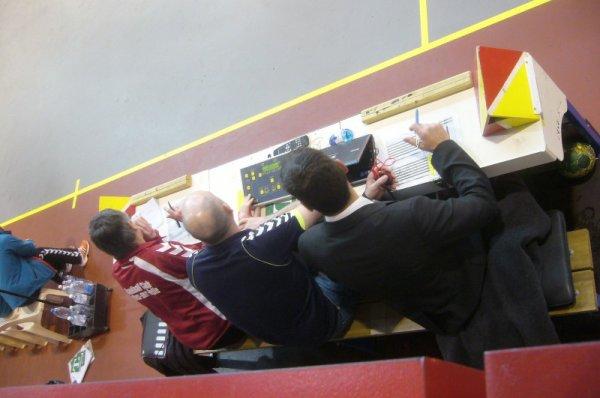 Handball féminin D2, LLMH contre Celles sur Belle : les photos du match