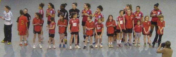 Handball féminin deuxième division : le mauvais quart d'heure lommois