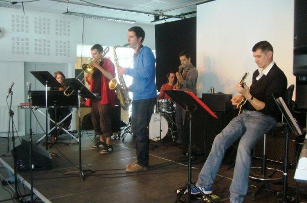 Jazz à Beaulieu : l'orchestre de Christophe