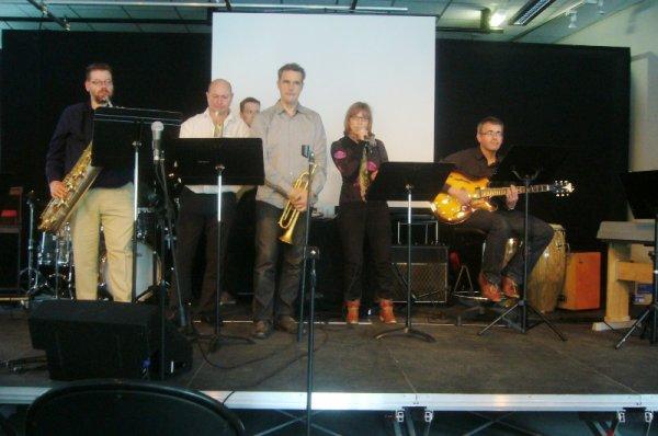 Jazz à Beaulieu : le groupe du lundi soir