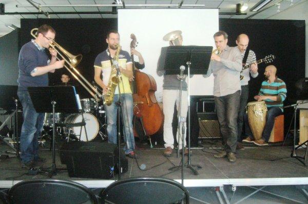 Jazz à Beaulieu : l'orchestre des profs