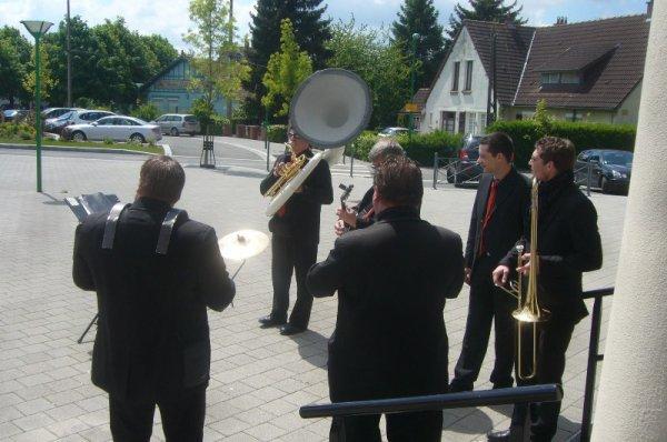 Jazz à Beaulieu : et c'est parti pour une après-midi de musique