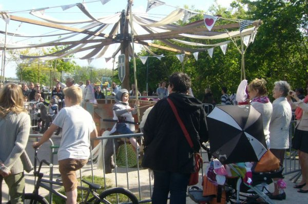Dimanche dernier, la Deûle était en fête à Lambersart