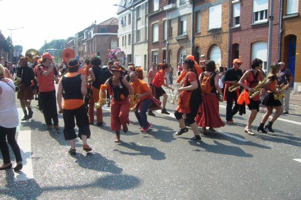 Carnaval d'été 2013 à Lomme : quelques photos.