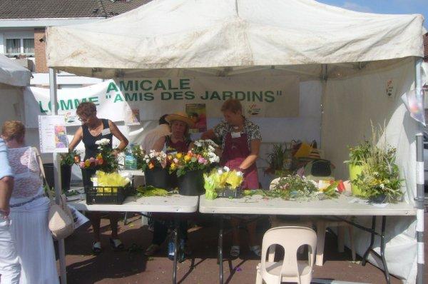 La Fête des Fleurs des comités des quartiers du Marais et de Mont-à-Camp à Lomme