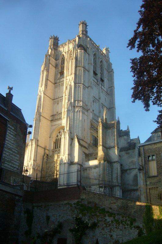 La cathédrale de Saint-Omer
