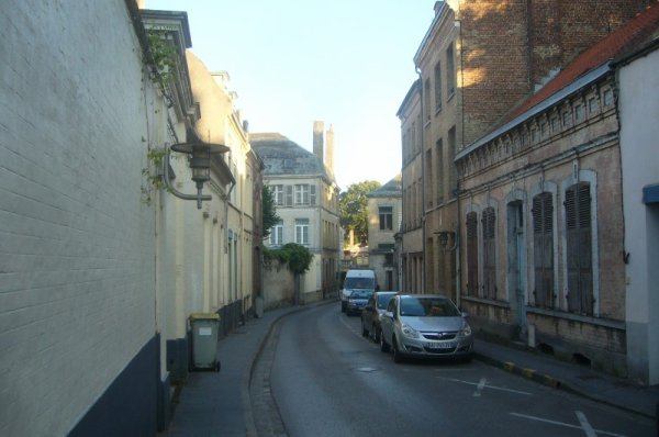Au hasard des rues de Saint-Omer