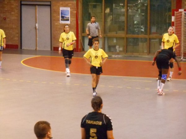 Venus Cup 2013 : Brest domine Lomme