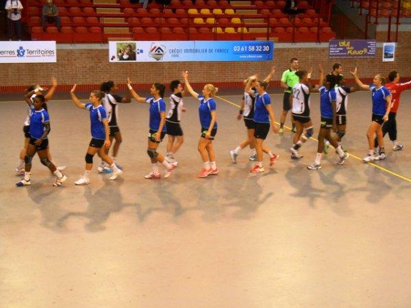 Venus Cup 2013 : Dijon rafle la première place pour la finale