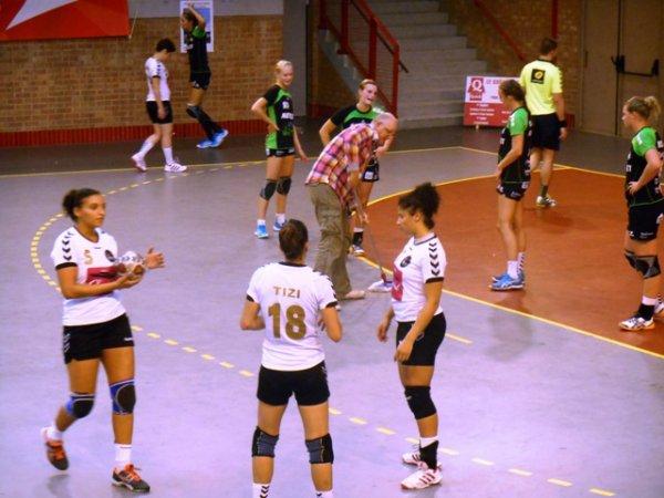 Venus cup 2013 : le tonnerre de Brest a grondé dans la salle du Parc !