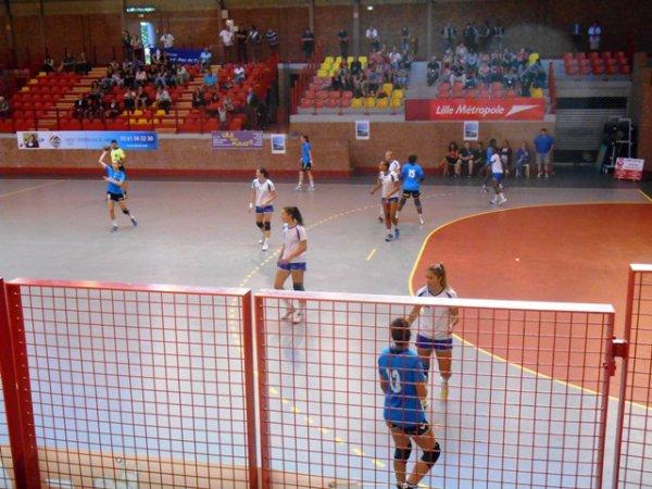 Final de la Venus Cup 2013 : Le Havre, logiquement