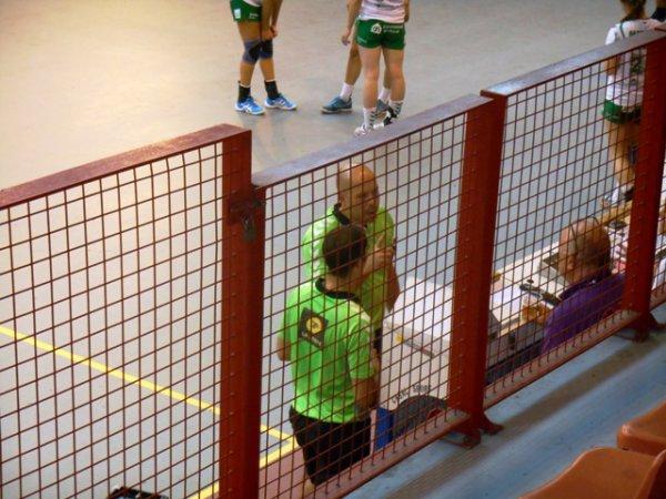 Venus Cup 2013 : hommage aux arbitres