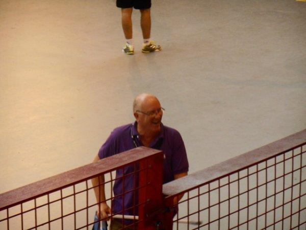 Venus Cup 2013 : Un Stéphane, ça sait tout faire !