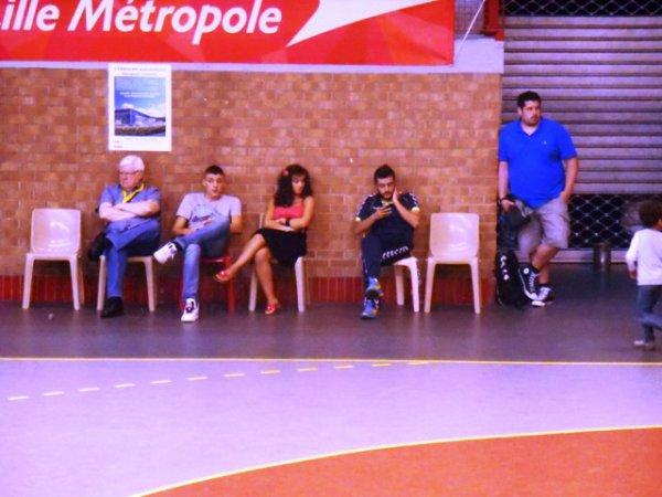 Venus cup 2013 : Les bénévoles sont là !