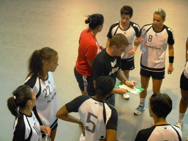 Venus Cup 2013 : le show des entraîneurs