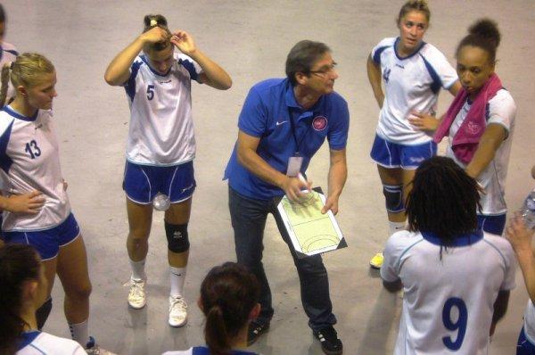 Venus Cup 2013 : le show des entraîneurs (suite)