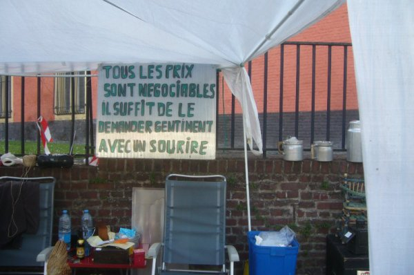 Souvenirs de la braderie de Lille 2013 (2/2)